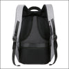 Image of USB Charge Anti Theft Backpack Waterproof School Bags