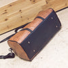 Image of PU Leather Travel Bag Stylish Duffel Bags