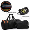 Image of Waterproof Travel Duffle Bag Round Bucket