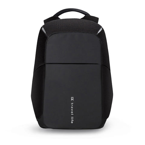 USB Charging Waterproof Anti Theft Travel Backpack