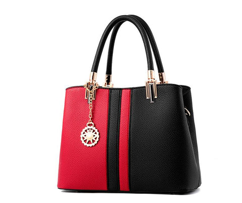 Patchwork Ladies Tote Travel Handbag