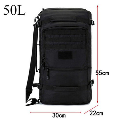 50L Large Capacity Backpack