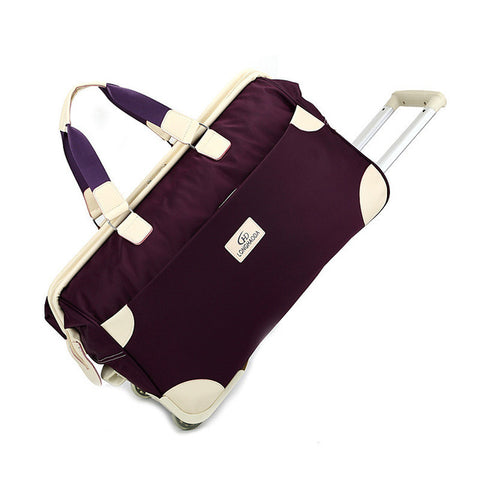 Trolley Travel Bag Hand Luggage Duffle Bags