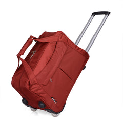 Trolley Portable Travel Luggage Rod Fashion
