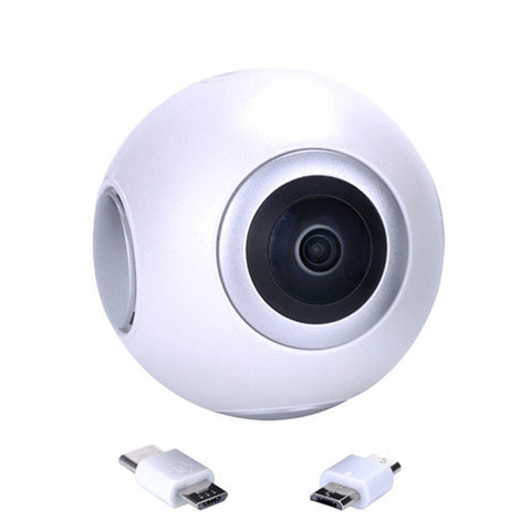 Wide Angle 360 Degree Camera
