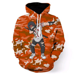 One Piece Print 3D Hoodies Pullovers Male