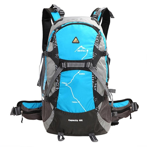 35L Sport Backpack Bag with Rain Cover