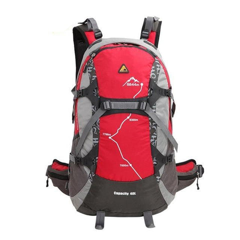 40L Waterproof Outdoor Climbing Sport Bag