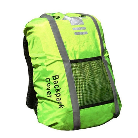 Waterproof  25-40L Cycling Backpack Raincover