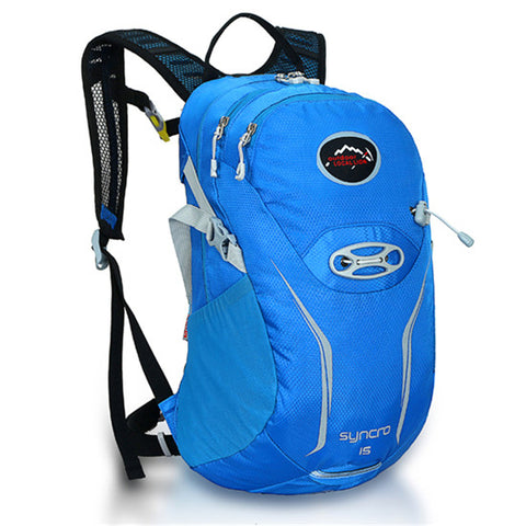 15L Cycling Camping Hiking Backpack