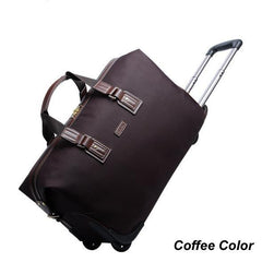Travelling Duffel Bag Suitcase
