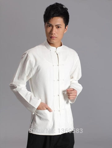 Tai Chi Uniform Black