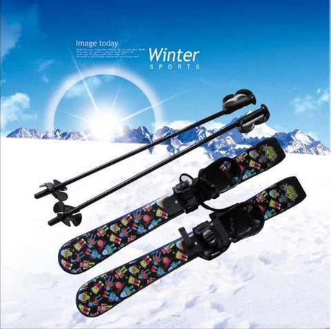 Children Ski Set Snowboard