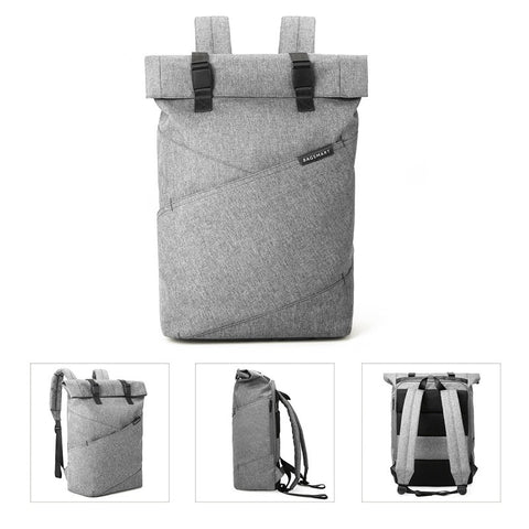 15.6 Inch Rucksack School Waterproof Backpack
