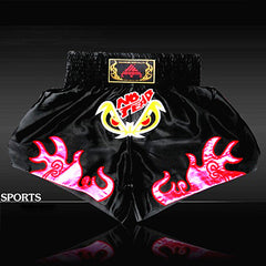 Muay thai shorts/ Boxing shorts/Sanda Shorts/Combat Pants Shorts Multiple Style Boxeo