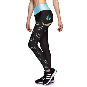 NEW 2018 Hot Sales! 3D Print Sporting Pants, Women Plus Size 16 Many Prints