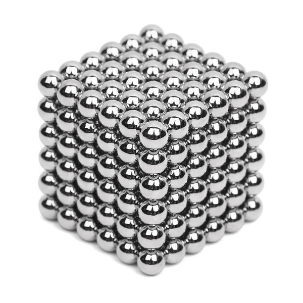Magnetic Balls Cube Toy 3mm 216piece - stress Relief and makes one relaxed. Ready to soothe your mood? This ultimate stress relief toy is something special - grab it now while they last.