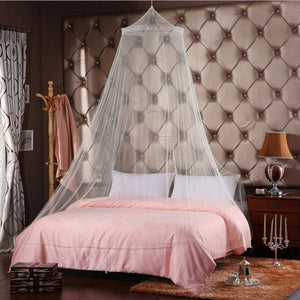Hot Dome mosquito net,  Mosquito Nets travel portable mosquito net, for Girls, Boys, and Couples bed, for double or Twin bed