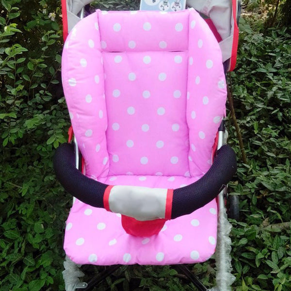Baby Stroller Seat Cushion Replacement Cover, Cotton Cushion Seat Stroller Accessory, 5 Colors Get One While They Last.