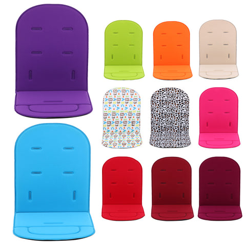Baby Stroller Accessories Seating Cover Pad, Baby Stroller Soft Mattress for A Stroller. Adjustable