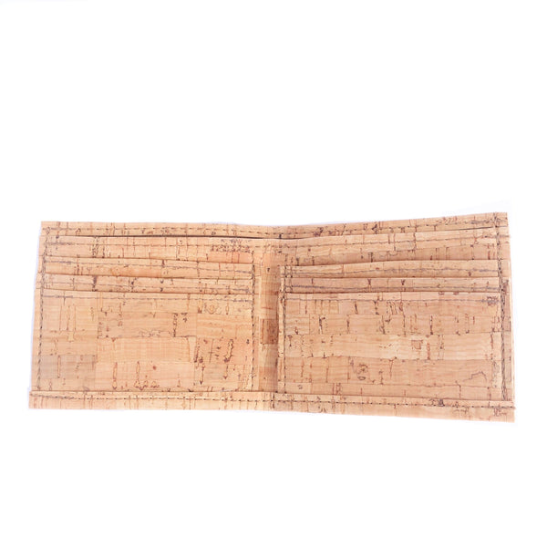 Natalie Therese Cork Bifold Wallet