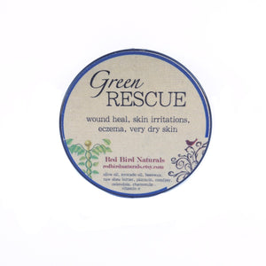 Red Bird Naturals Green Rescue Salve