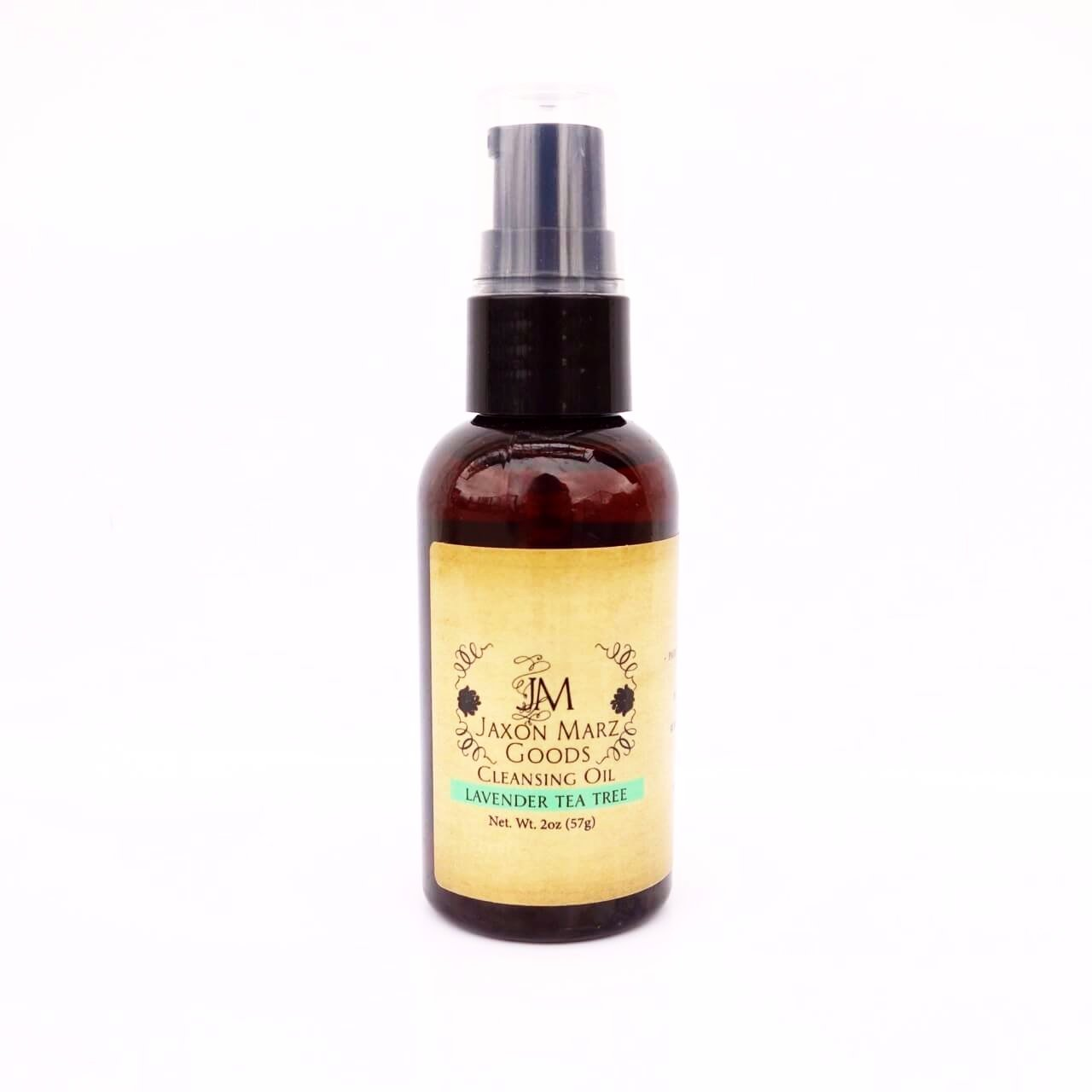 Lavender Tea Tree Cleansing Oil