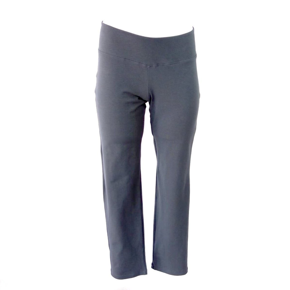 Organic Cotton Knit Ankle Skinny Pant