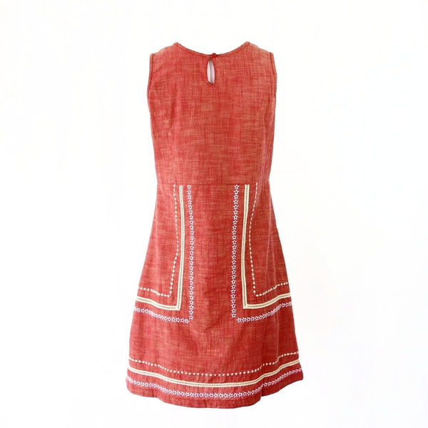 Certified Fair Trade 100% Organic Cotton Dress