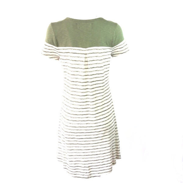 Spring and Summer T-Shirt Dress Organic Cotton