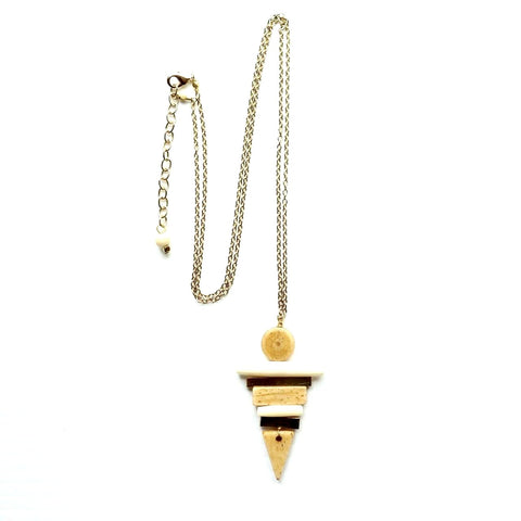 Arrow Pendant Necklace