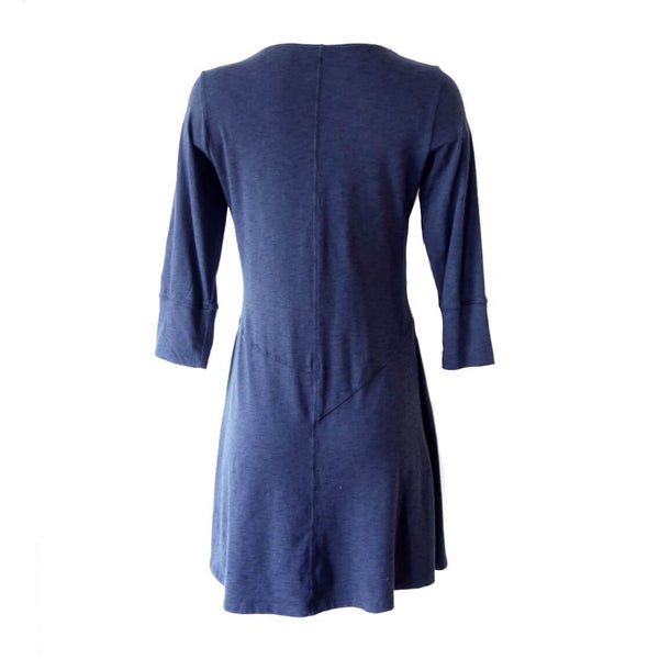 Organic Cotton A-line Dress