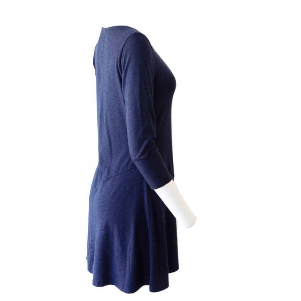 Organic Cotton Lightweight Dress Made in the USA