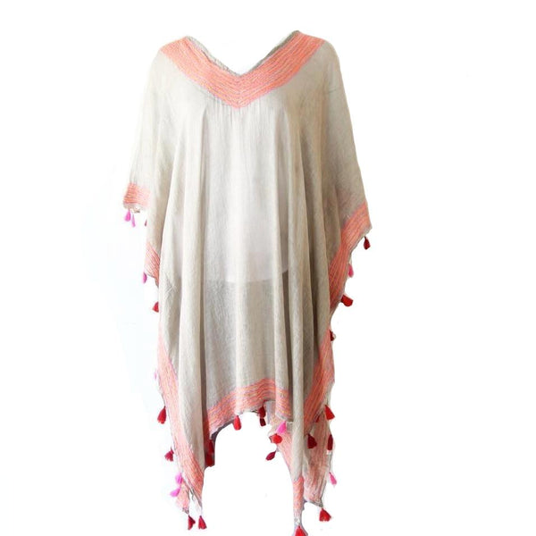 100% Cotton Kaftan Made in India
