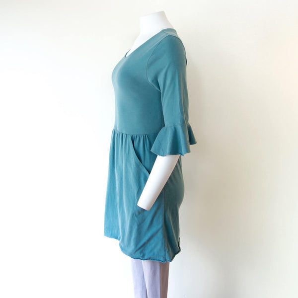 100% Organic Cotton Jersey Tunic Dress
