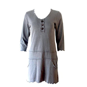 Organic Cotton Sadie Tunic Top