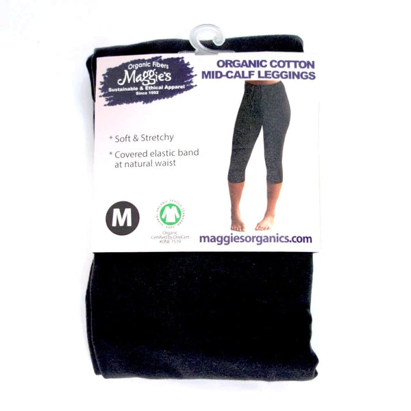 Organic Cotton and Spandex Leggings