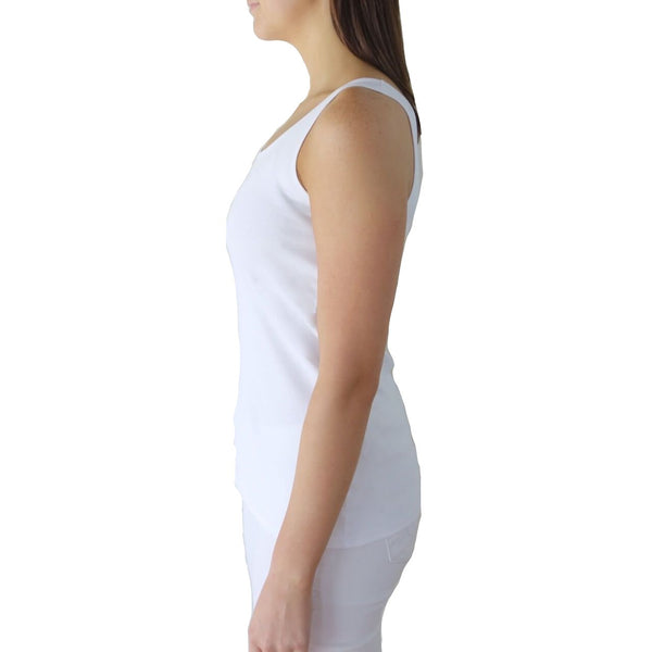 Organic Pima Cotton Essential Tank Top
