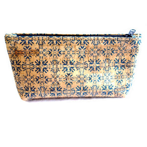 Natalie Therese Large Cork Pouch