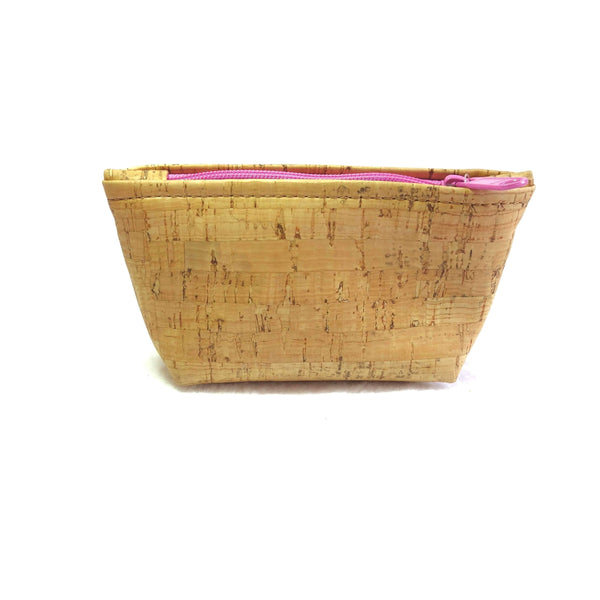 Natalie Therese Small Cork Pouch