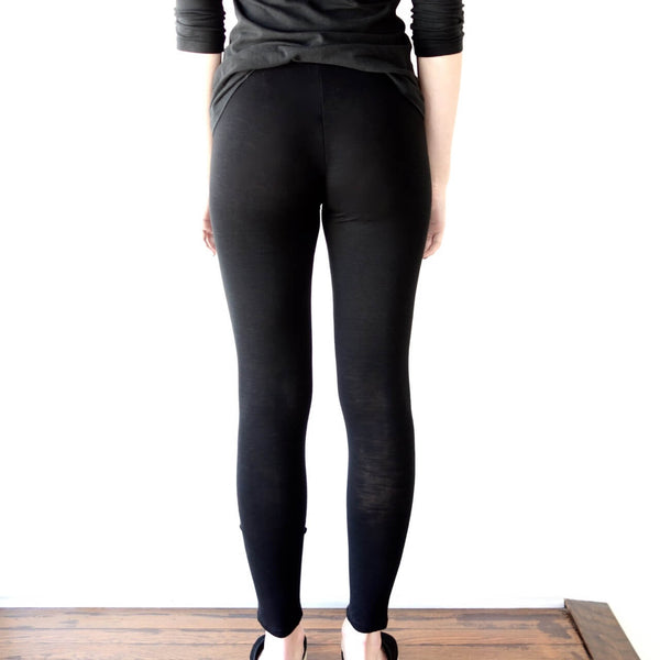 Hemp and Spandex Leggings