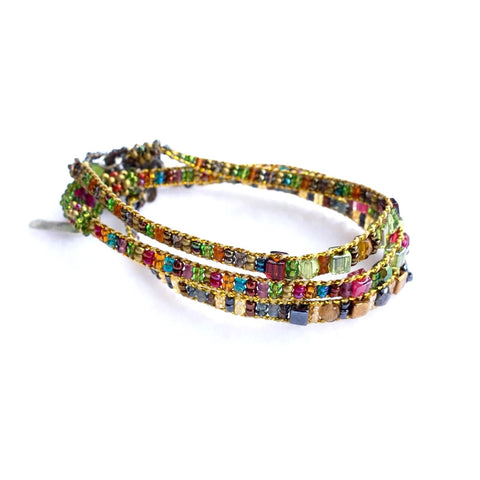 Altiplano Thin Beaded Bracelet
