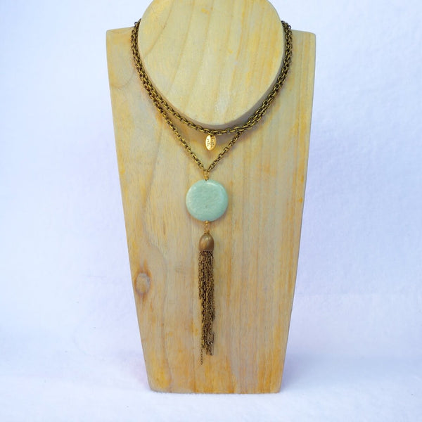 Kaya Jasper Necklace