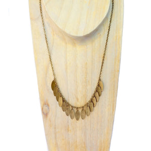 Altiplano Fringe Necklace