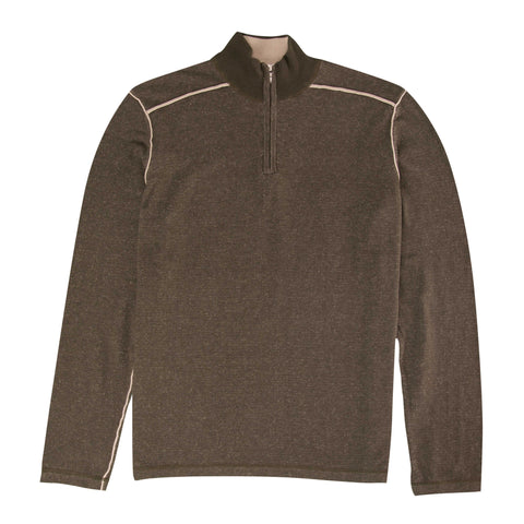 Noah Half Zip Sweater
