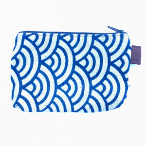 Cotton Coin Pouch