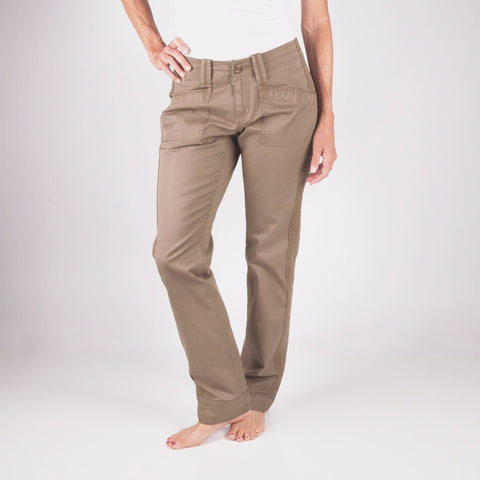 Organic Cotton Pant Relaxed Fit