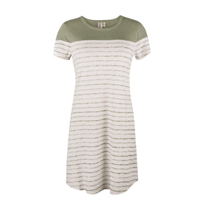 Adler T-Shirt Dress Organic Cotton