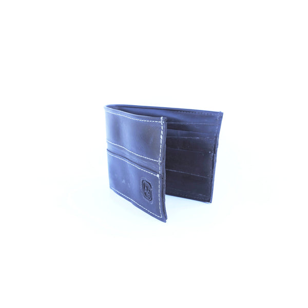 Recycled Bicycle Inner Tubes Bi-Fold Wallet