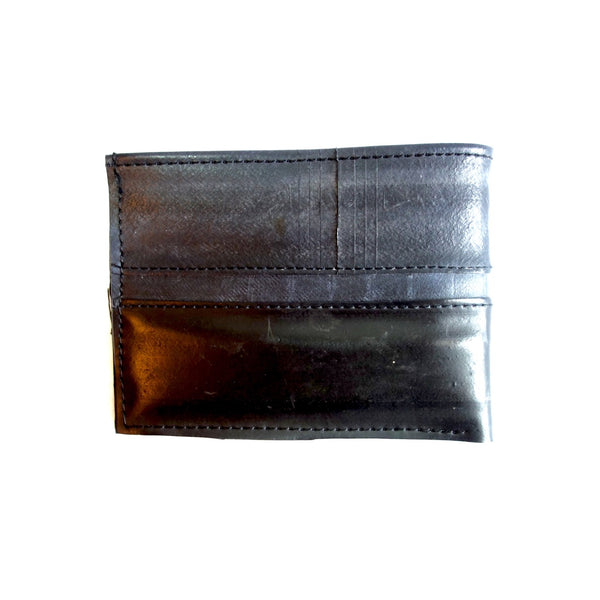 Handcrafted Wallet Made From Recycled Bicycle Tubes